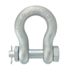 S6 High Strength Bolt Type Bow Shackle Chain Rigging