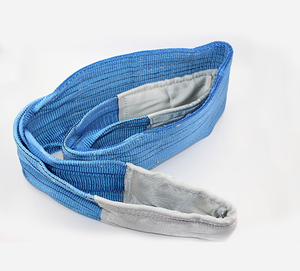 8T Flat Lifting Webbing Sling CE GS Certified