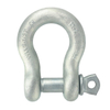 S6 High Strength Screw Pin Bow Shackle Chain Rigging